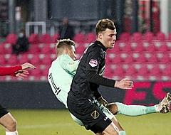 NAC speelt gelijk bij Jong PSV, Jong Ajax wint