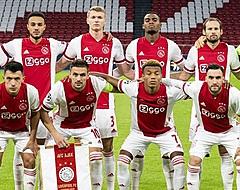 """Ajax-fans niet blij met opstelling: """"Hij komt nog geen olifant voorbij"""""""