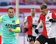 """Kijkers Feyenoord-AZ begrijpen er níéts van: """"Hoe de fuck?"""""""