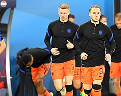 Nederlands elftal en Jong Oranje hebben hetzelfde probleem