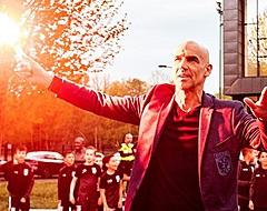 """Letsch fier op Vitesse: """"Iedereen is doodop. Ik ook"""""""