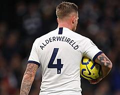 'Reden breuk Alderweireld en Tottenham bekend'