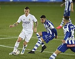 Real Madrid speelt frustratie van zich af tegen Alavés