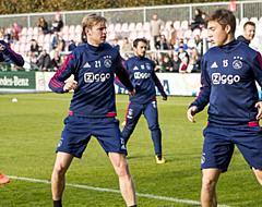 'Ajax krijgt jammerlijk nieuws te verwerken'