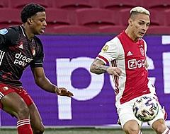 <strong>Ajax helpt Feyenoord Europa in </strong>