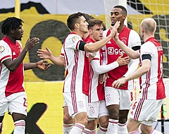 "Discussie over monsterscore Ajax: ""Echt een grens te ver"""