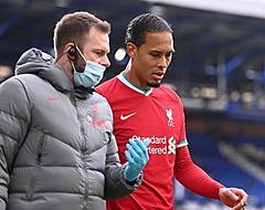 Liverpool: geslaagde operatie voor Van Dijk