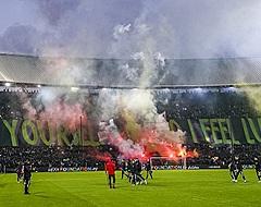 Feyenoord-fans willen via open brief problemen oplossen met directie