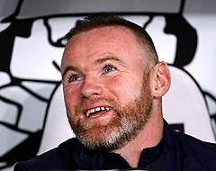 """Rooney over bizarre situatie bij Derby County: """"Ik heb geen idee"""""""