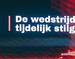 Remise tussen Utrecht en RKC na knotsgek gestaakt duel