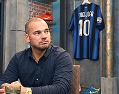 <strong>Wesley Sneijder waarschuwt voor Oranje-gevaar</strong>