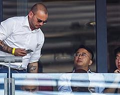 Ambitieuze Sneijder wacht serieuze blokkade
