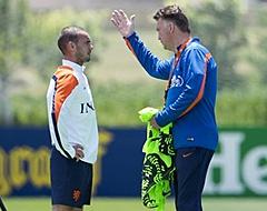 Van Gaal legt bom onder spelersgroep Oranje