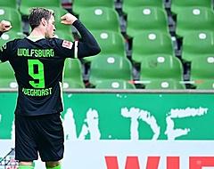 Weghorst gefrustreerd: 'We hebben Bayern vastgenageld'