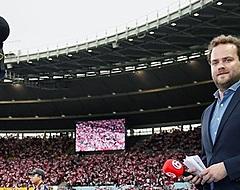 Commentator Ajax-wedstrijd verlaat Italië nu al