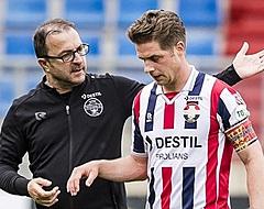 """Dramatische Willem II-statistiek: """"Geen boodschap aan"""""""