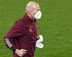 Spaanse kranten kielhalen Zidane na 'blunder'