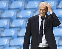 Zidane na ongekende blamage: 'Geen schande'