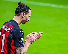 Domme Zlatan vecht er op los in Milanese derby en krijgt rood (🎥)