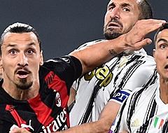 AC Milan haalt uit met zevenklapper, Juve komt niet dichter bij concurrentie