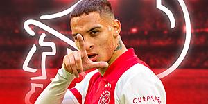 Foto: Ajax-ster schudt droomclubs weer wakker