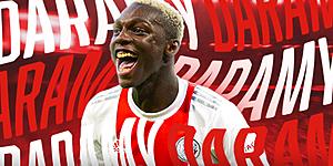 Foto: Daramy van onschatbare waarde voor Ajax