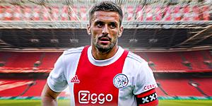 Foto: Tadic dreigt Ajax vroegtijdig te verlaten
