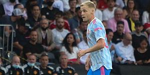 Foto: 'Sensationele transfer Donny van de Beek'