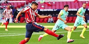 Foto: Luis Suarez: Afgedankt bij Barcelona, held in Madrid