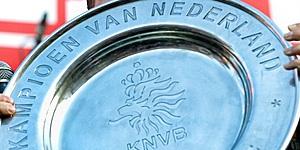 Foto: Ajax, Feyenoord en PSV verlaten Eredivisie