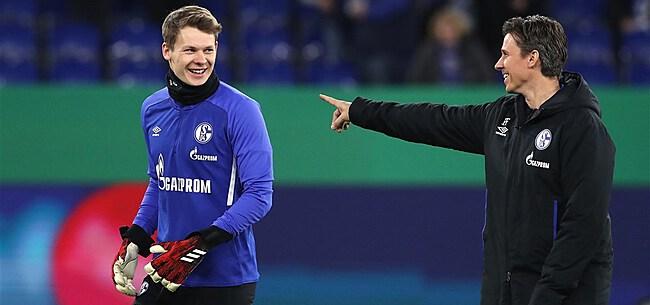 Foto: Aankoop Bayern de rest van het seizoen op de bank bij Schalke