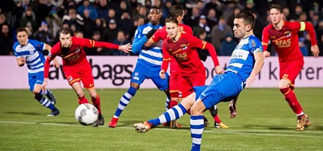 Foto: 'PEC Zwolle is verder dan tijdens finalezege op Ajax'
