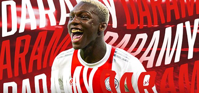 Foto: Officieel: Ajax heeft aanwinst van 13 miljoen beet