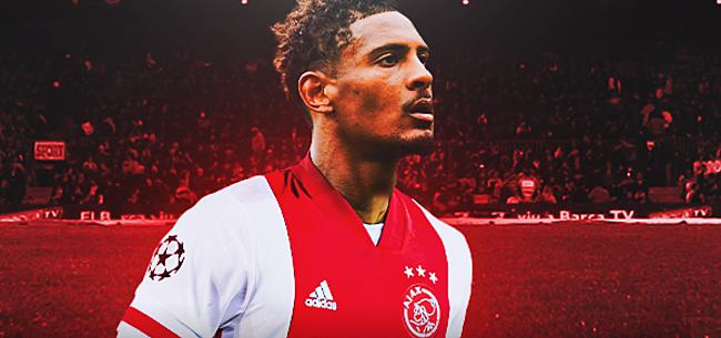 Foto: Haller zorgt voor tweestrijd bij Ajax