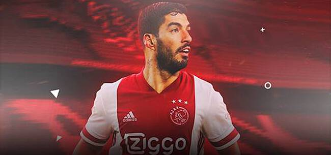 Foto: Ajax droomt nog van Suárez