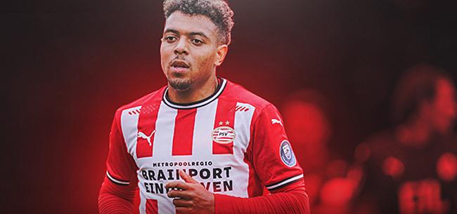 Foto: Goaltjesdief Malen dreigt PSV te ontgroeien