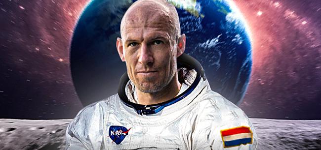 Foto: Nieuwe rol voor Arjen Robben bij FC Groningen