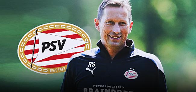 Foto: Vertrek Schmidt legt bom onder PSV