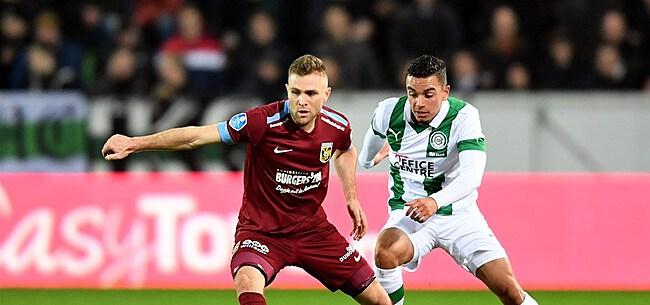 Foto: Vitesse-middenvelder maakt indruk: 'Het niveau in de Eredivisie is veel hoger'