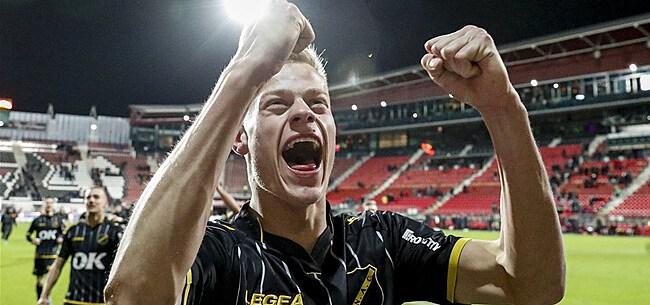 Foto: Aan Monaco en Eredivisie-top gelinkte Van Hecke reageert op geruchten