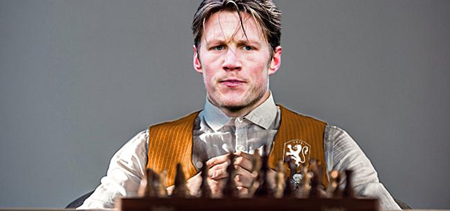 Foto: Weghorst neemt Memphis-rol over bij Nederlands elftal