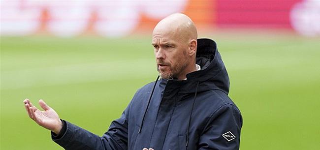 Foto: 'Opluchting Ajax: Spurs kiest voor Portugees in plaats van Ten Hag'