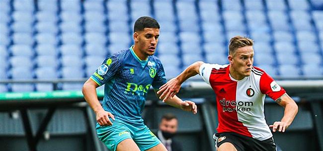 Foto: KNVB duidelijk na Feyenoord-Sparta: 'VAR moest ingrijpen'