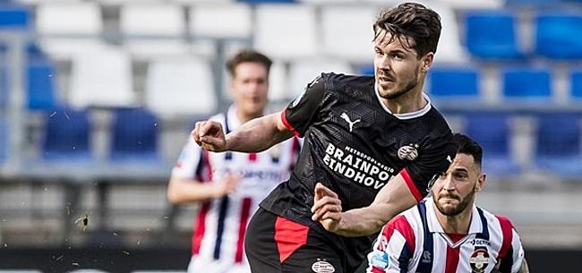 Foto: Van Ginkel spreekt zich uit over PSV-toekomst