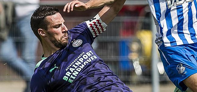 Foto: PSV bevestigt: Nick Viergever naar Duitsland