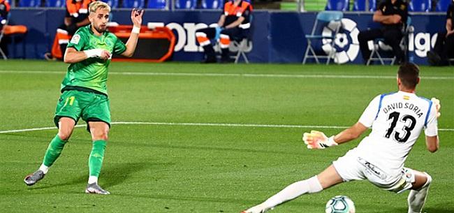 Foto: Ajax-beul klopt concurrent Sociedad en gelooft nog in CL