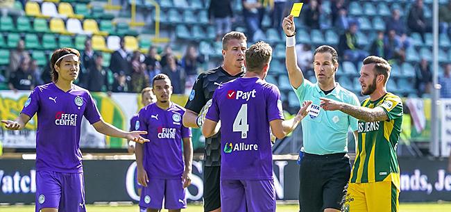 Foto: Knullige eigen goal ADO helpt Groningen aan overwinning