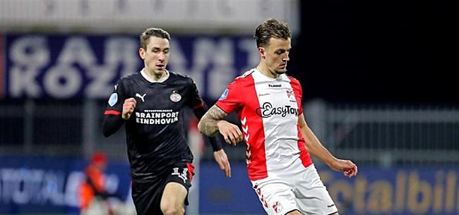 Foto: Invaller Mauro eist heldenrol op bij winnend PSV