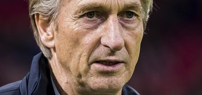 Foto: 'Koster zet vier spelers uit de selectie bij Willem II'