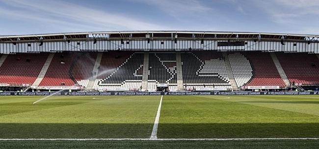 Foto: AZ wijst verzoek FC Volendam resoluut af